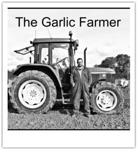 THE GARLIC FARMER south west garlic farm www.garlicuk.co.uk